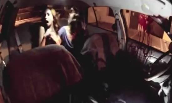 Crazy Zombie Taxi Driver Prank