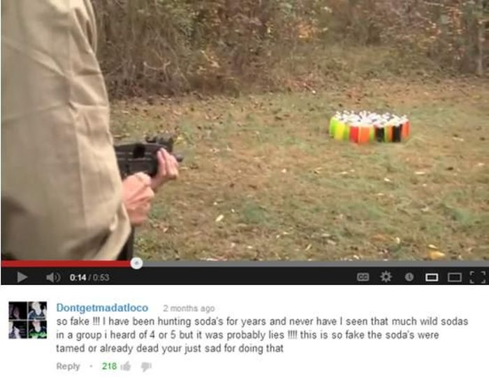 Funny Youtube Comments Part 12 (19 pics)