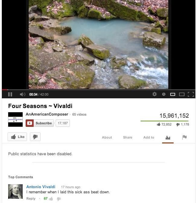 Funny Youtube Comments Part 12 (19 Pics