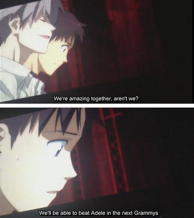 Weird Anime (26 pics)