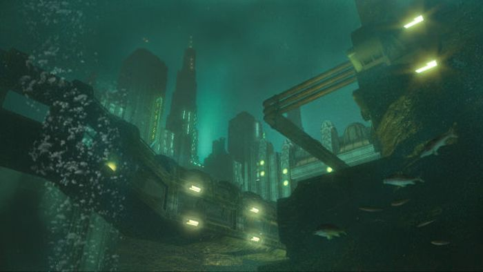 City of Rapture Comes to Life (12 pics)