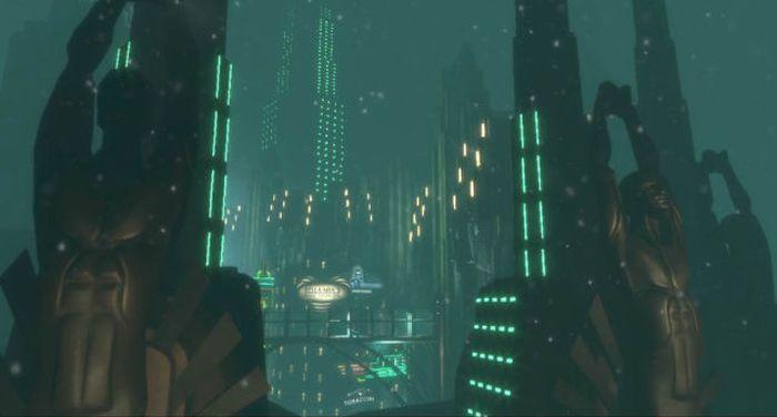 City of Rapture Comes to Life (12 pics)