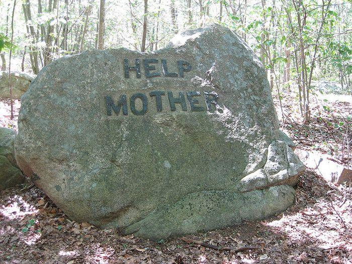 Babson Boulders (14 pics)