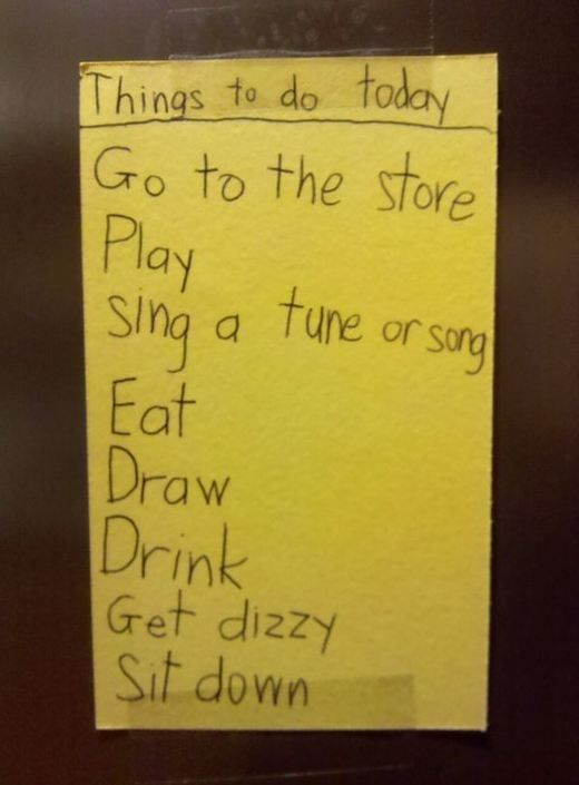 Funny Lists (33 pics)