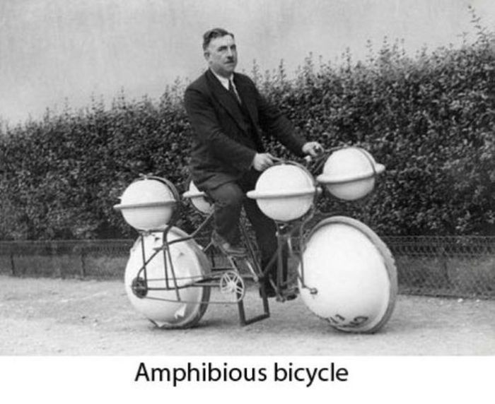 Crazy Historical Inventions (27 pics)