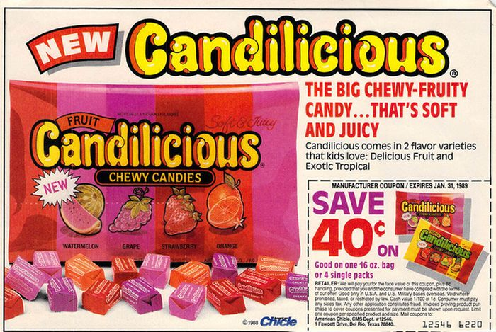 Candies From the Past (40 pics)