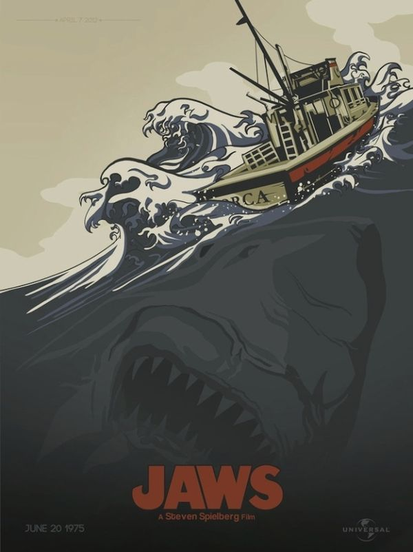 Unofficial Movie Posters (24 pics)