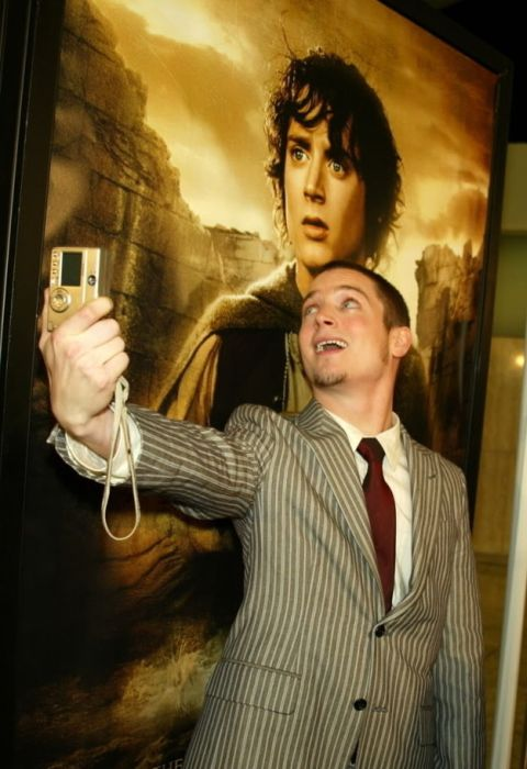 Cool Celebrity Selfies (26 pics)