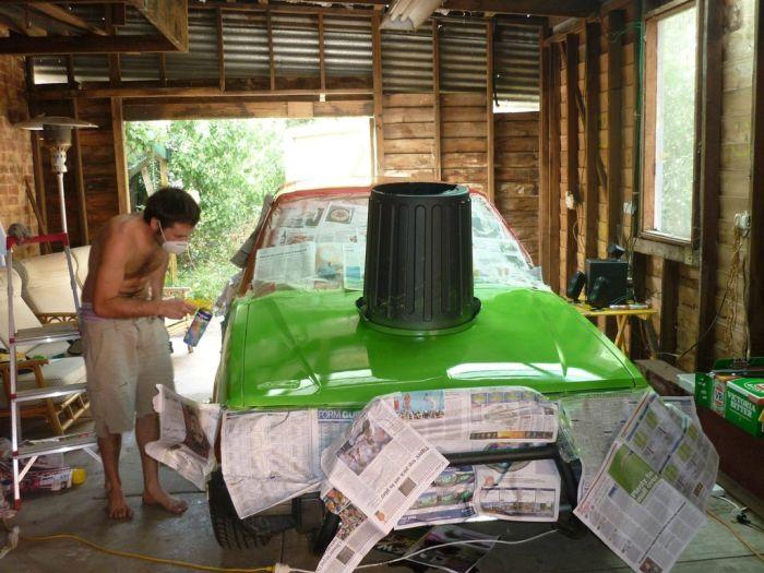 Jurassic Park Car (43 pics)