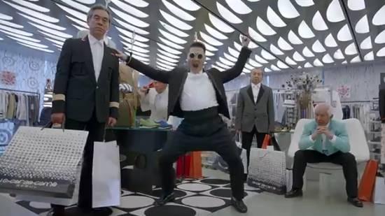 PSY - Gentleman Video Clip