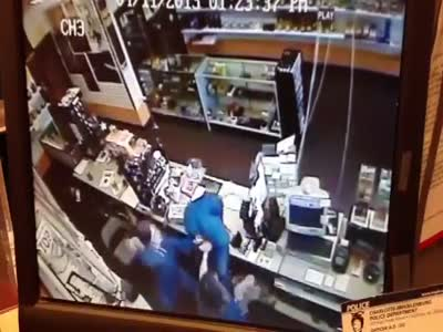 When Robbery Goes Wrong