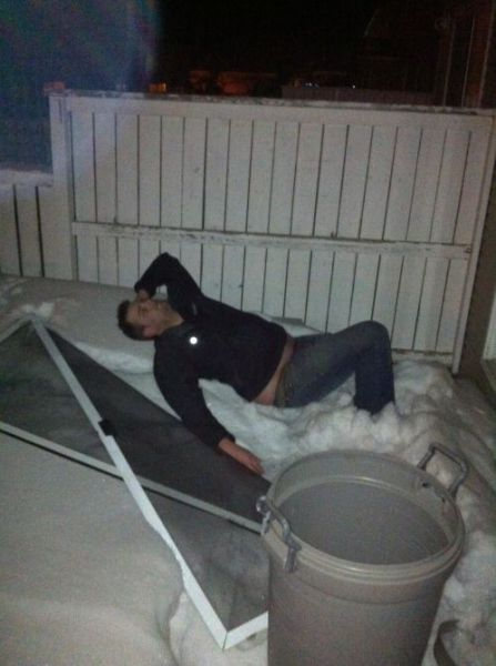 Drunk People. Part 7 (60 pics)