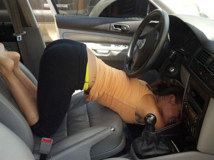 Female Drivers (52 pics)