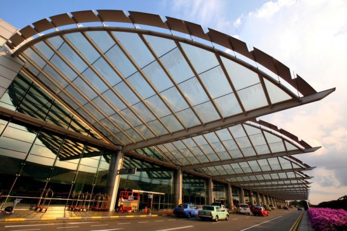The World's Best Airport (28 pics)
