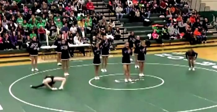 The Ultimate Cheerleader Fails Compilation