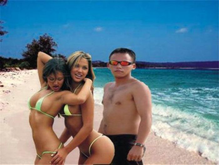 Amateur Photoshop Fails and Wins (52 pics)
