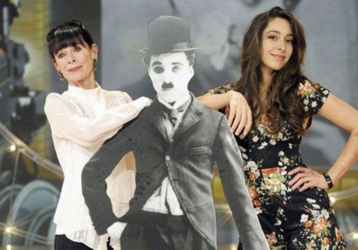 Oona Chaplin, Charlie Chaplin's Granddaughter (20 pics)