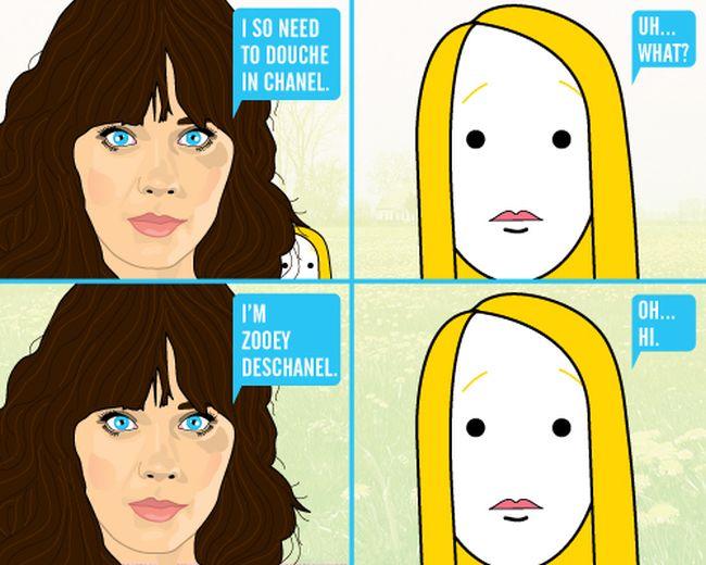 Parodied Celebrities. Part 5 (40 pics)