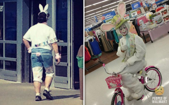 People of WalMart. Part 21 (41 pics)