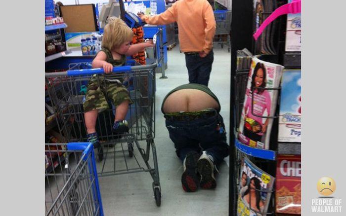People of WalMart. Part 21 (41 pics)