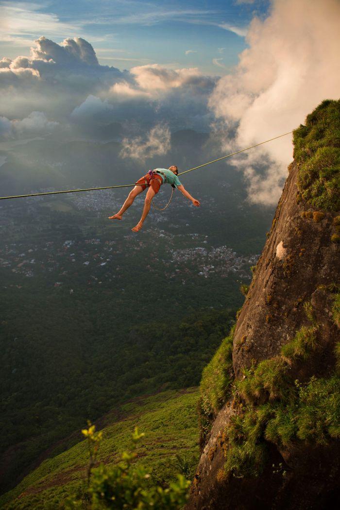 Walking over Rio de Janeiro (10 pics)