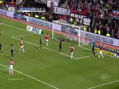Epic Soccer Own Goal Fail
