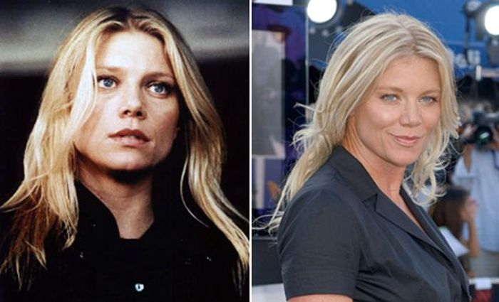 Famous TV Show Stars Then and Now (22 pics)