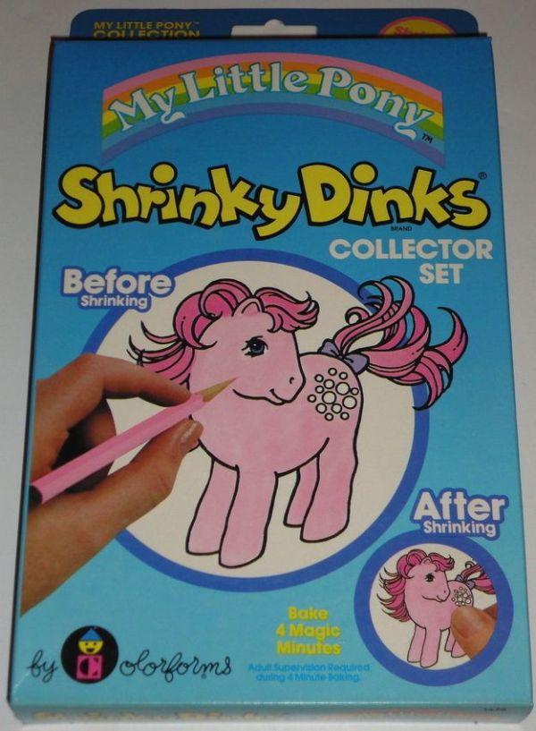 Shrinky Dinkys (25 pics)
