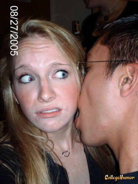 Bad Kiss (20 pics)