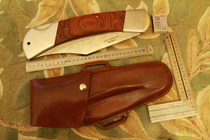 Big Knife (9 pics)