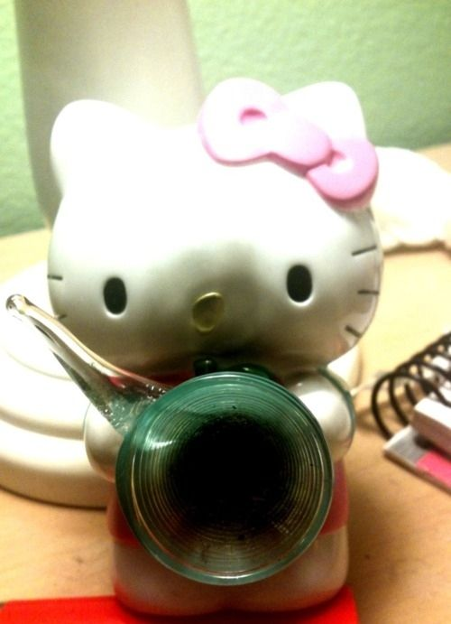 Everyday Objects As Bongs (20 pics)