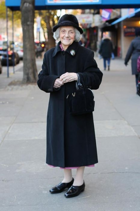 Old People of New York (69 pics)
