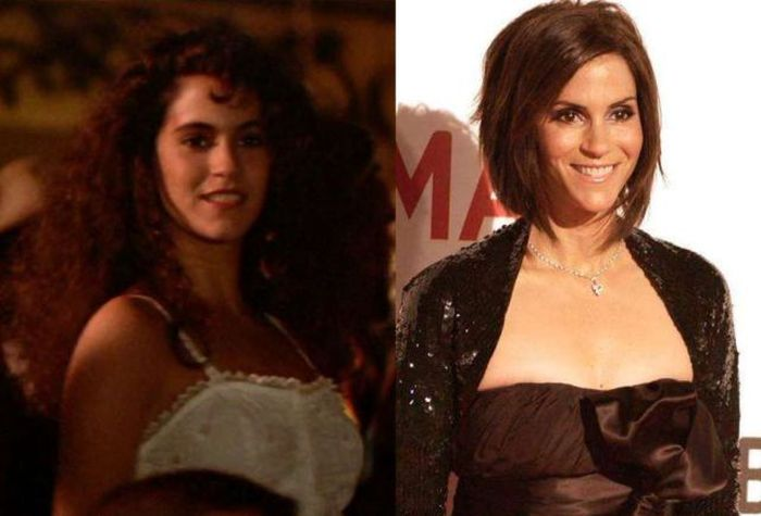Famous Girls from the Childhood Then and Now (45 pics)