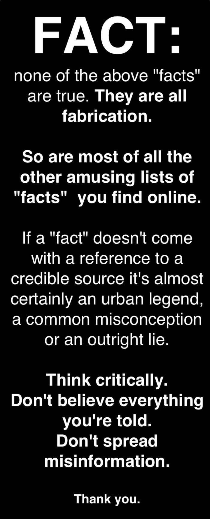 Surprising Facts  (8 pics)