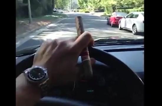 Driving Like Arnold Schwarzenegger