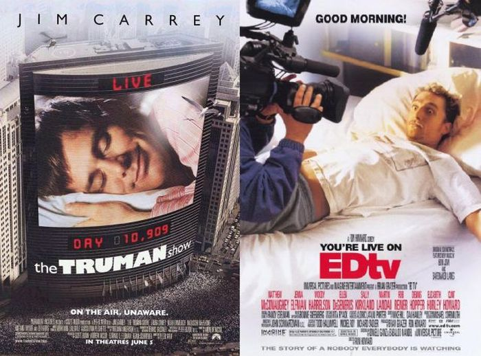 Almost Identical Movies That Were Released At the Same Time (29 pics)