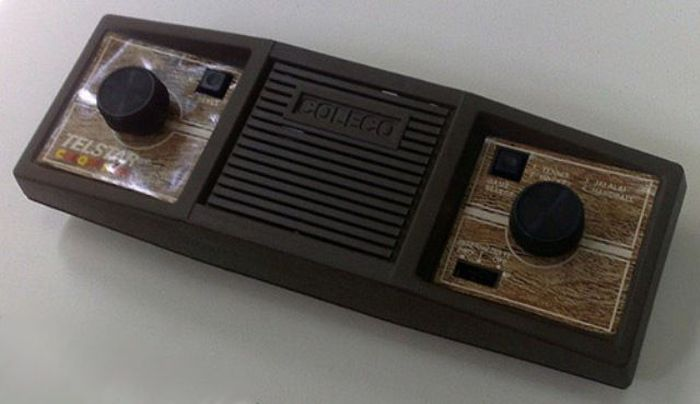 Gaming Consoles Changing Timeline (80 pics)