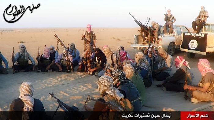Jihadists of Iraq (41 pics)