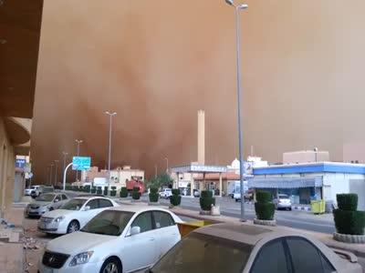 When Instant Sandstorm Comes