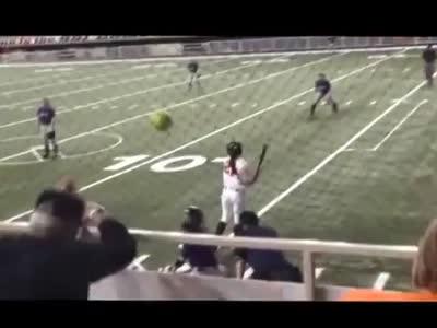 The Straight Ball Hit at iPad