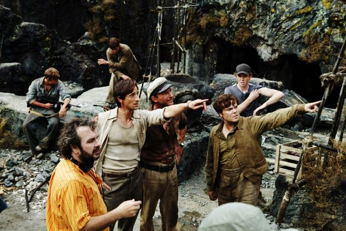 Behind the Scenes of the Famous Movies. Part 4 (40 pics)