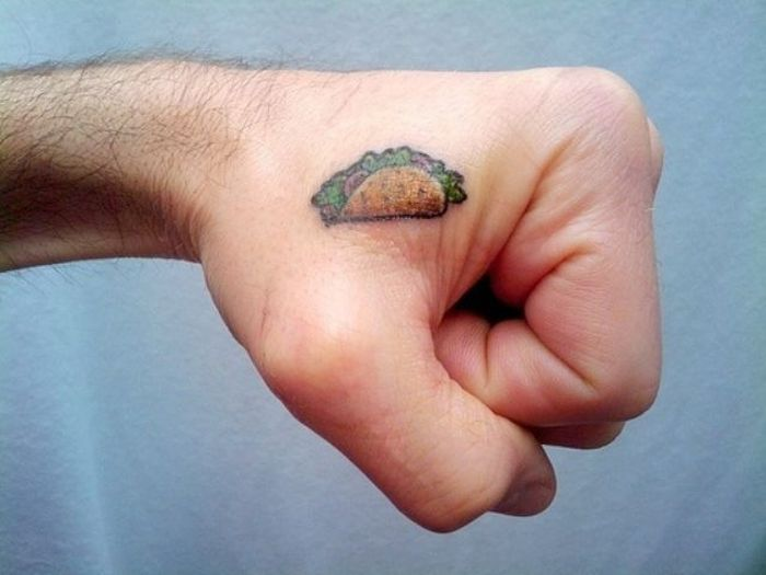 Micro Tattoos That Are Really Good (75 pics)