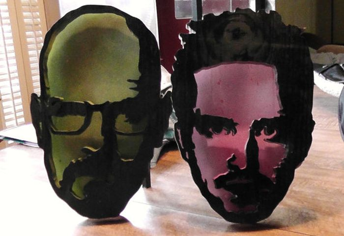 "Awesome ""Breaking Bad"" Crafts (21 pics)"