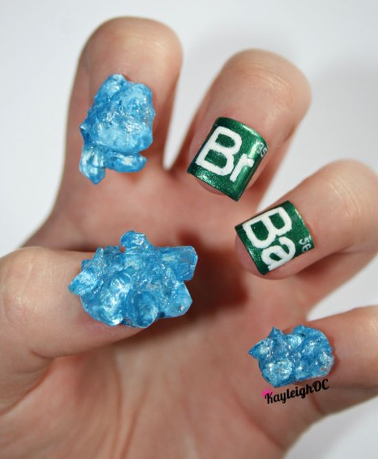 """Awesome """"Breaking Bad"""" Crafts (21 pics)"""