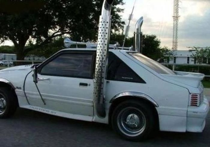 Funny Car-Themed Photos. Part 4 (50 pics)