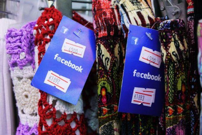 Facebook Fashion (4 pics)