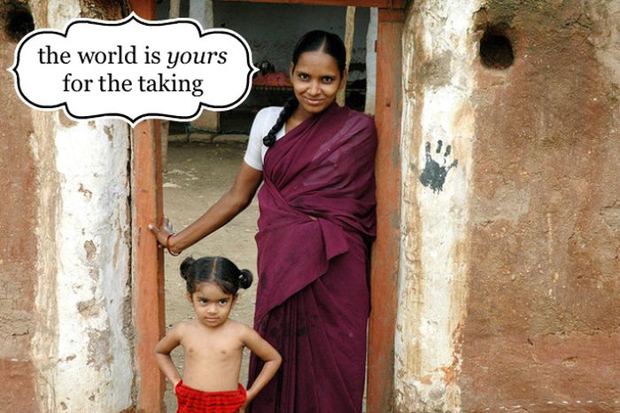 Важные уроки матери для своей дочери - источник картинок находится