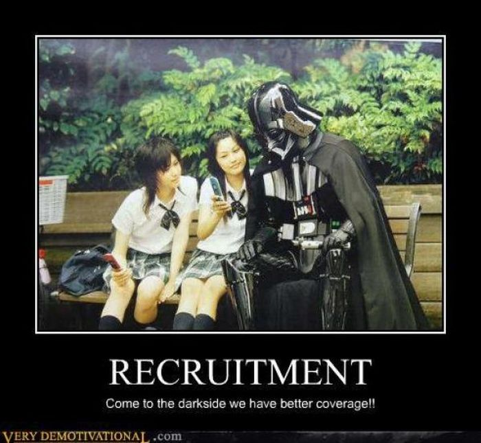 Funny Demotivational Posters (29 pics)