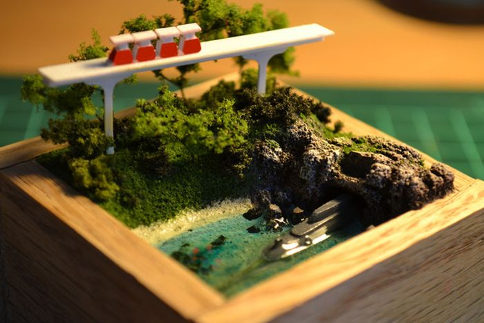 Tiny Submarine (19 pics)