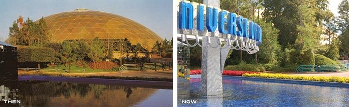 Disneyland Then and Now (145 pics)